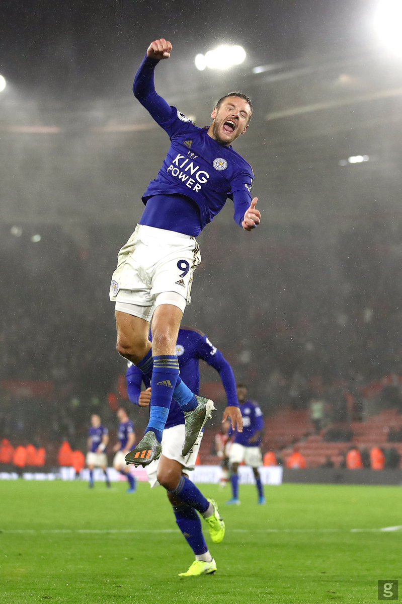 NINE What an incredible performance from the lads...not a bad way to start the weekend was it? Safe journey home everyone 💙 @LCFC