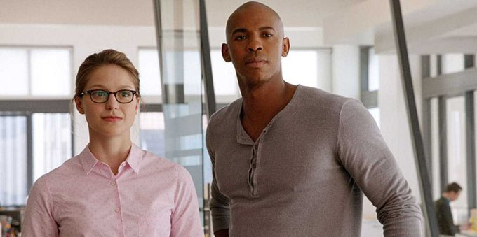 Happy 39th birthday to Mehcad Brooks, star of SUPERGIRL, TRUE BLOOD, and more!