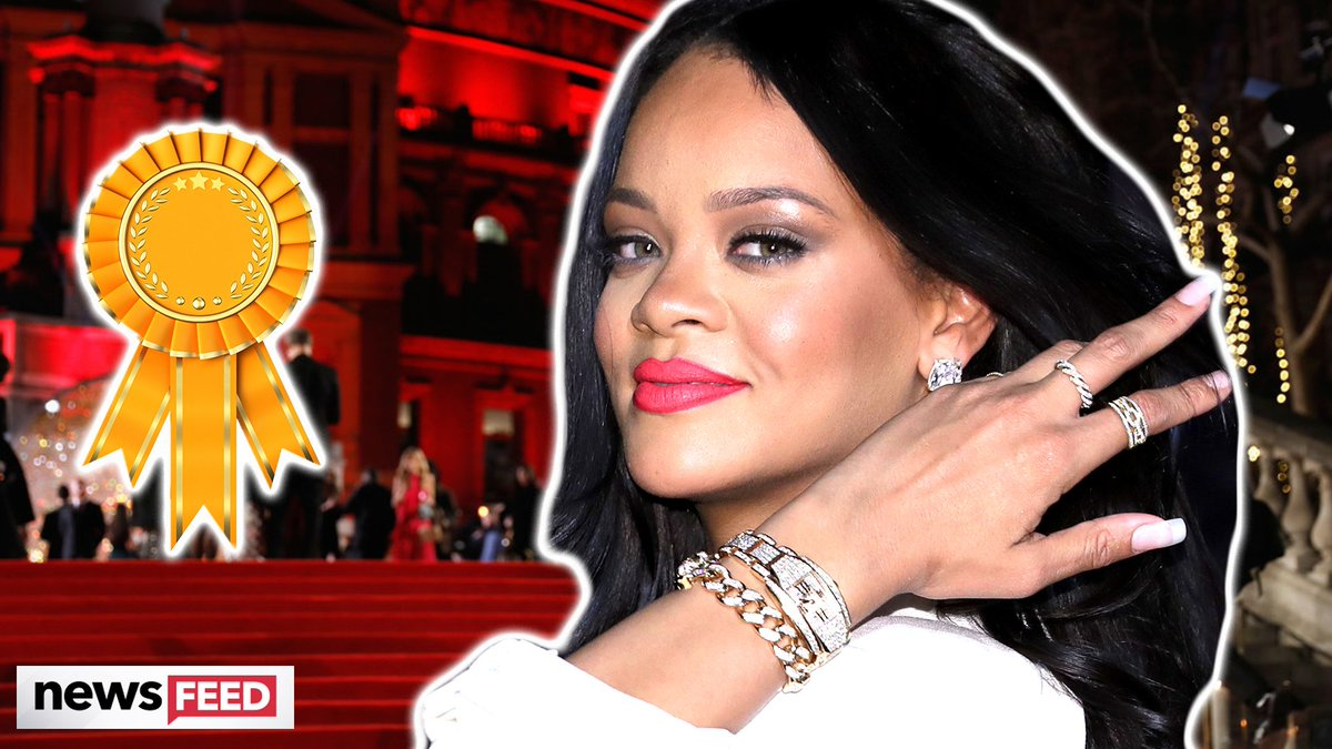 .@Rihanna is up for a prestigious beauty award...to the surprise of no on