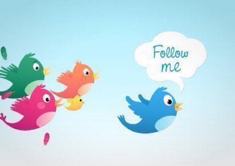 Happy #FollowFriday everyone! 😃