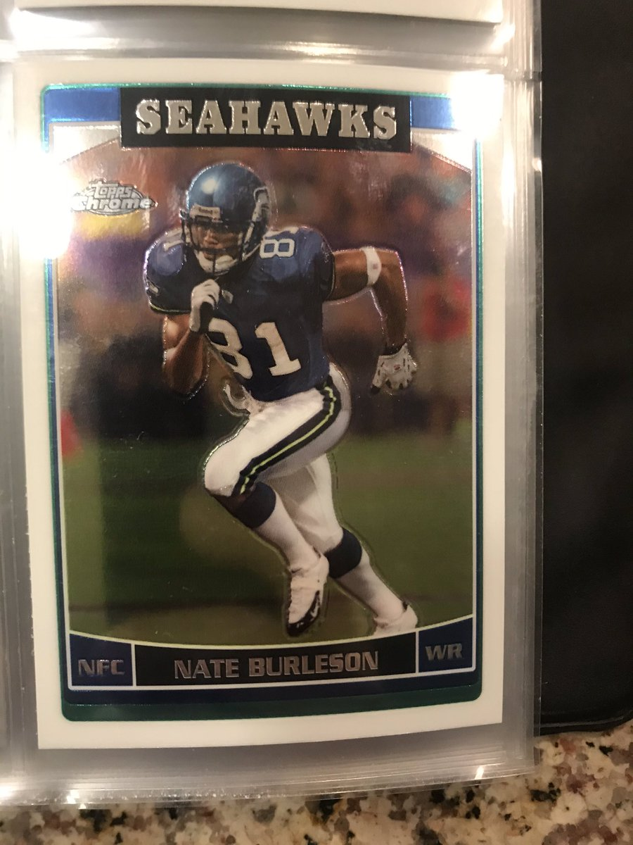 @nateburleson look what i found going through some old cards I collected back in 2006.