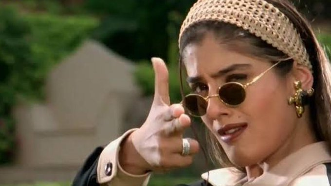 Happy birthday Raveena Tandon: Her 5 top dance numbers that made her the mast-mast