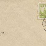 Image for the Tweet beginning: 1946 Mail-North/South Korea
