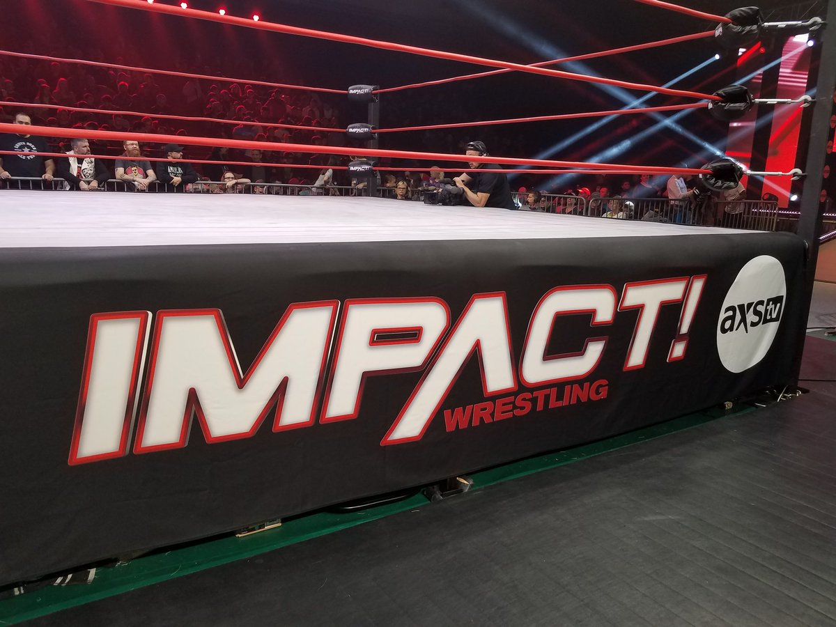 Spoilers For Impact Wrestling Tapings From Las Vegas (2/8)