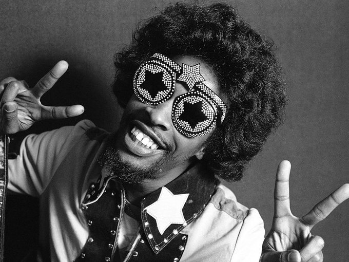 HaPPy birthday Bootsy!