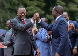Happy Birthday Mr President, happy birthday President Uhuru Kenyatta! Tuko pamoja
