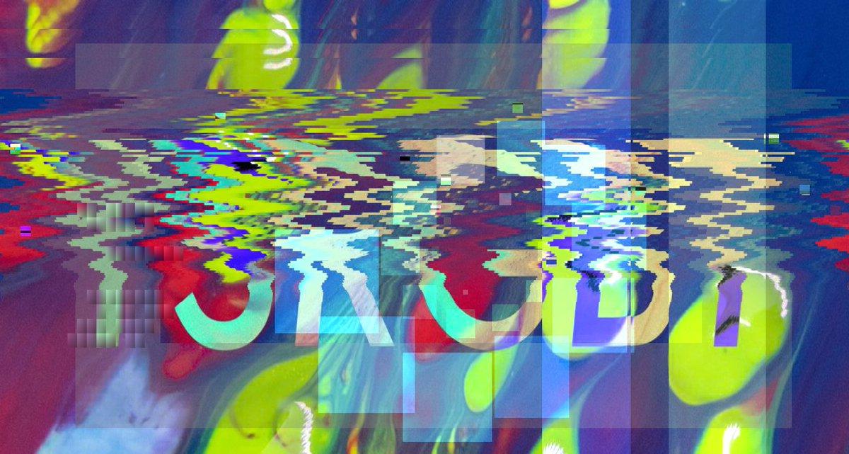 👓❇ glitchart glitch art liquid psychedelic paint acid 90s Origin img by @ysrgbt