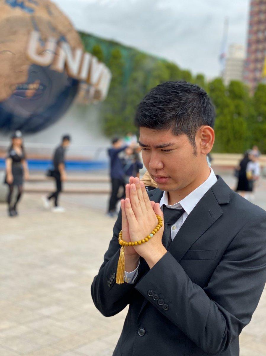 ユニバ葬儀に参列してきた🕴御香典は年パス…