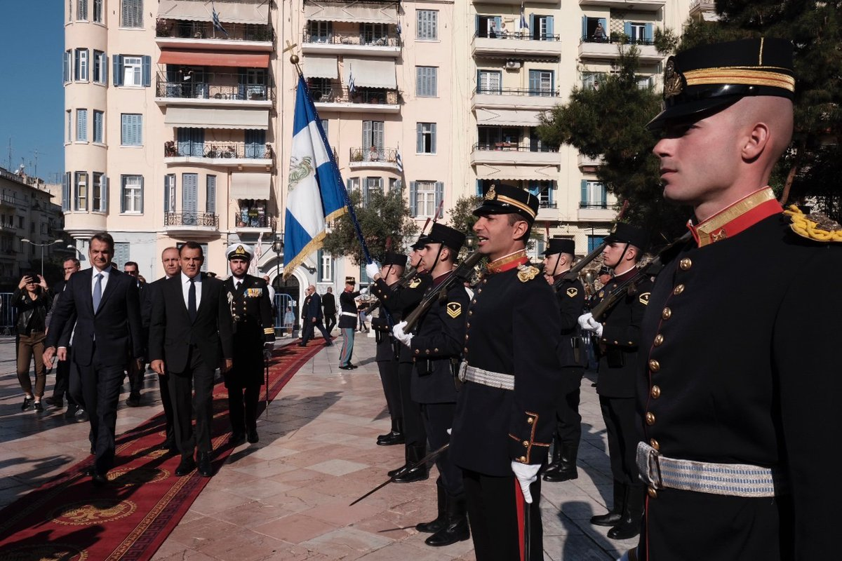 Χρόνια πολλά στη Θεσσαλονίκη μας!