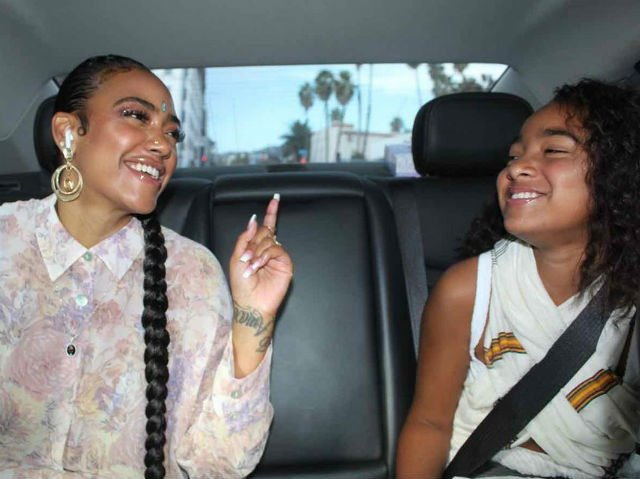 LAUREN LONDON AND NIPSEY HUSSLE S SISTER WISH HIS DAUGHTER A HAPPY BIRTHDAY