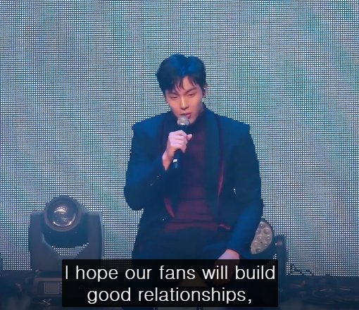 demanding justice doesnt mean we have to be brutal and justify all means. remember that shownu leader ever said this before. monbebe be nice and wise always! #MonbebeUnitedForChange #넌_절대로_혼자가_아니야 @OfficialMonstaX