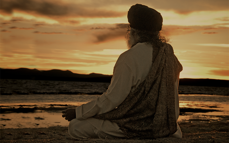 All that moves will exhaust itself. Only that which is still, is for always. Meditation is essentially to move towards that stillness, to become like the core of existence. #SadhguruQuotes