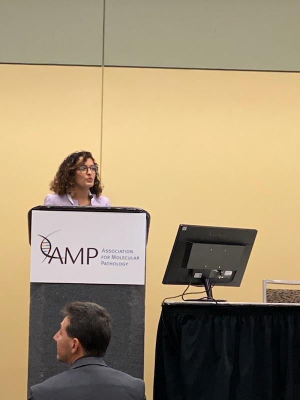 Thank U @AMPath for the opportunity to present our pilot study w/ @roysomak4 on #containers for #Bioinformatics standardization(pic1).And for the encouraging note on my poster abt efforts @LurieChildrens on #CloudComputing for #Clinicalbioinformatics(pic2).I m AMPed out #AMPath19 https://t.co/AKOsmrs1Pc