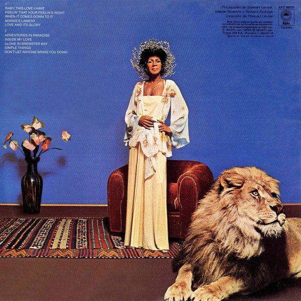 Happy birthday Minnie Riperton