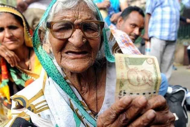 #Demonetisation - The Bad, the worse and the ugly  The ill planned & hastily implemented stunt hurt the weakest sections of society the most: daily-wage labourers, small traders and businesses, farmers, women and senior citizens. #NotebandiSeMandiTak <br>http://pic.twitter.com/pbA76gLMJ0
