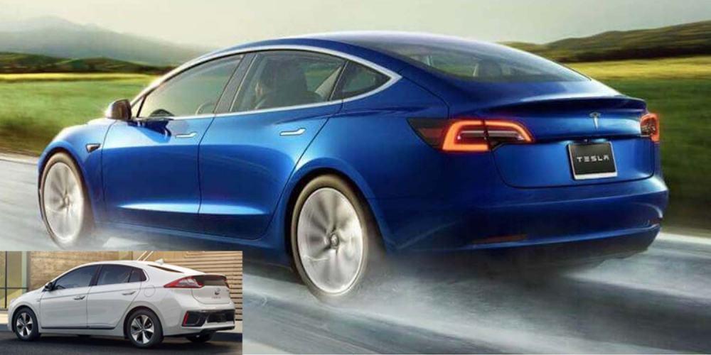 2020 Tesla Model 3 beats Hyundai IONIQ to become most efficient EV produced electrek.co/2019/11/07/202… by @llsethj