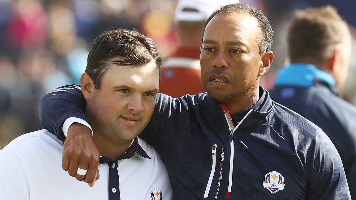 @GolfCentral's photo on Patrick Reed