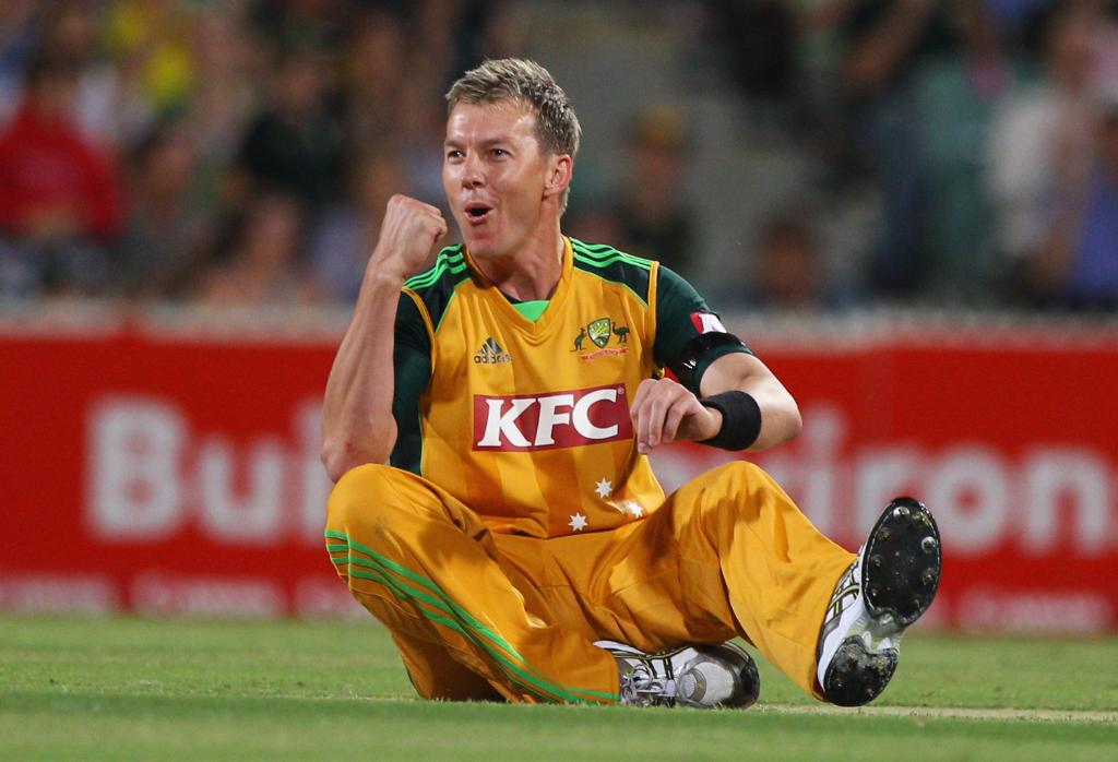 Happy birthday to one of Australia\s fastest ever bowlers!  Brett Lee took 718 international wickets for his country