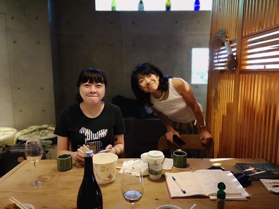 主演で出させていただいた日本酒のドキュメンタリー映画「カンパイ!日本酒に恋した女たち」のDVD発売が決まりました。発売日は2019年12月3日(火)です。予約販売も開始されましたので、是非チェックしてみてください。 #今田美穂 #千葉麻里絵 #台湾の朝 https://www.amazon.co.jp/%E3%82%AB%E3%83%B3%E3%83%91%E3%82%A4-%E6%97%A5%E6%9C%AC%E9%85%92%E3%81%AB%E6%81%8B%E3%81%97%E3%81%9F%E5%A5%B3%E3%81%9F%E3%81%A1-DVD-%E4%BB%8A%E7%94%B0%E7%BE%8E%E7%A9%82/dp/B07X2M168S…