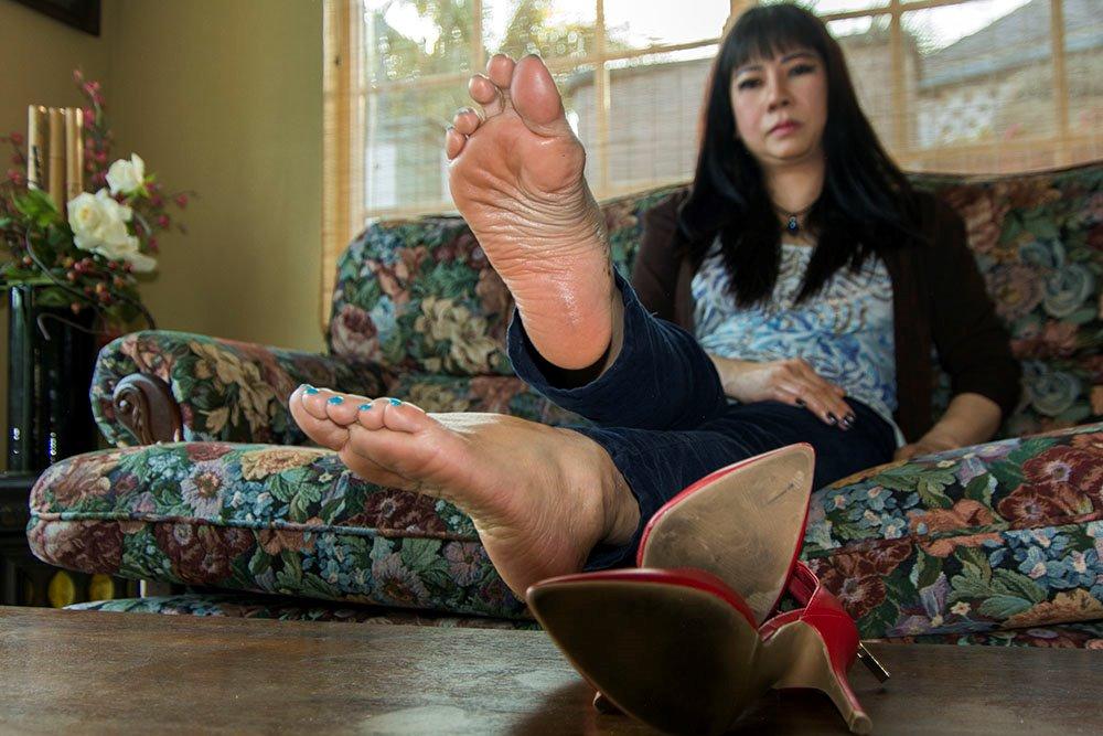 Gay Bear Foot