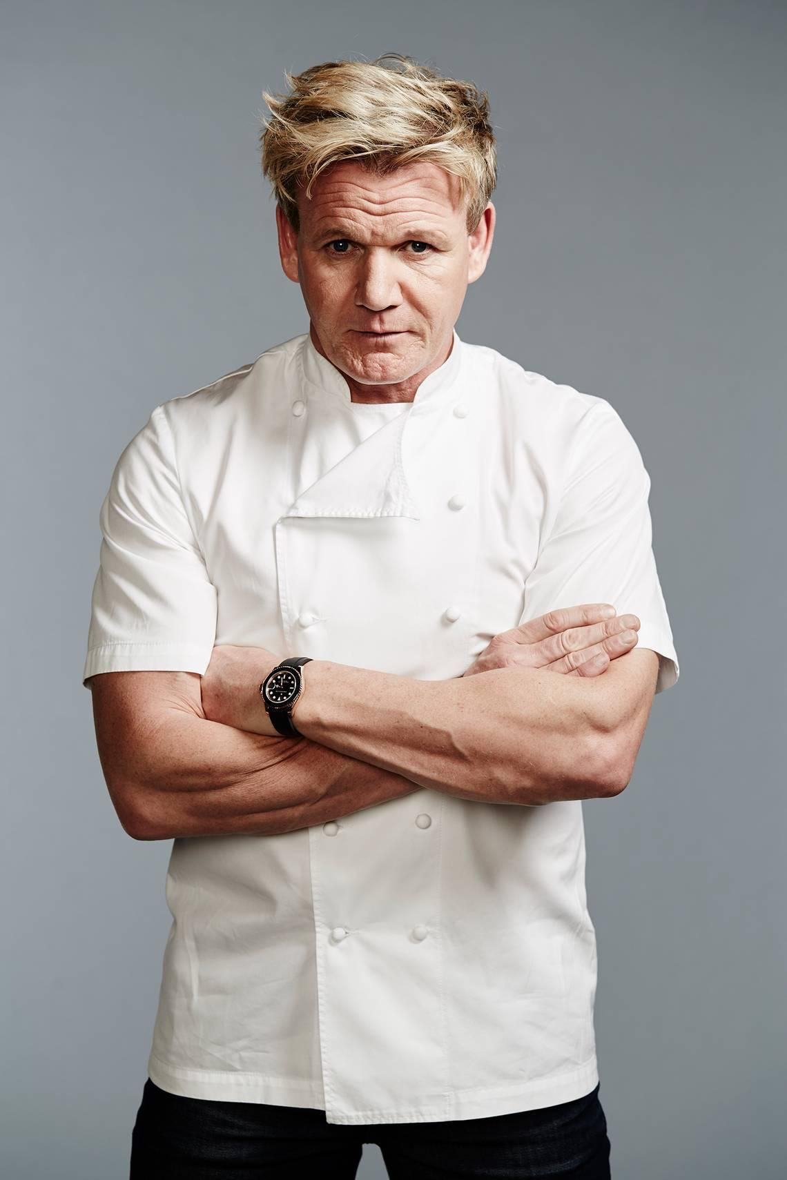Happy Birthday Gordon Ramsay