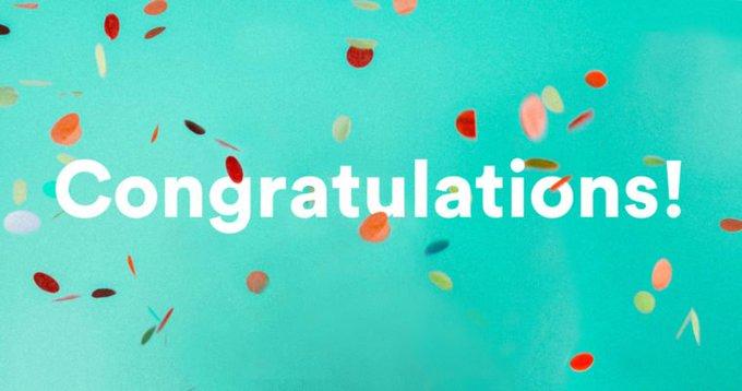 Congratulations Steph Photo