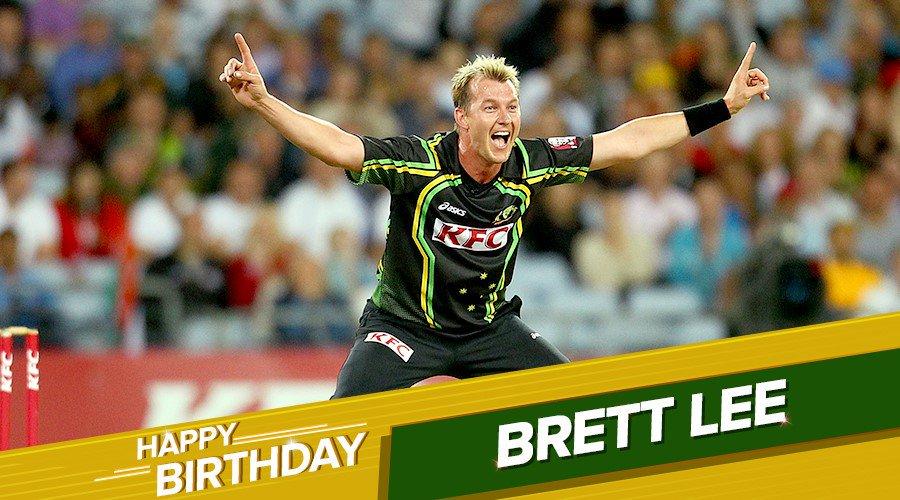 Happy Birthday Brett Lee  good man and good cricketer