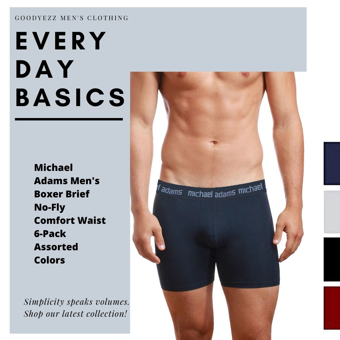 Get this assorted pack of six men's briefs... with all long day comfort with durable quality. Just order now on @goodyezz https://bit.ly/2LG3uqR   #fashion #innerwear #briefs #men #colors #comfort #onlineshopping #boxerbrief #gifting #instagram #instacool #instasearch #fun #potd