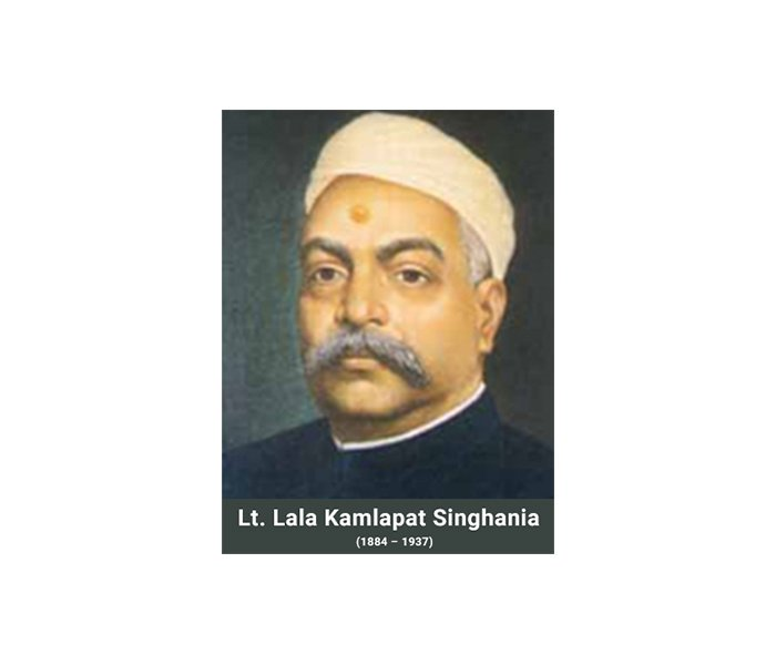 Remembering a visionary & a business leader Late Lala Kamlapat Singhania on his 135th #BirthAnniversary, who laid the foundation of #JKOrganisation and took it to heights of #success and #growth with his inspirational leadership, wisdom and guiding principles.pic.twitter.com/8X6jleCzI0