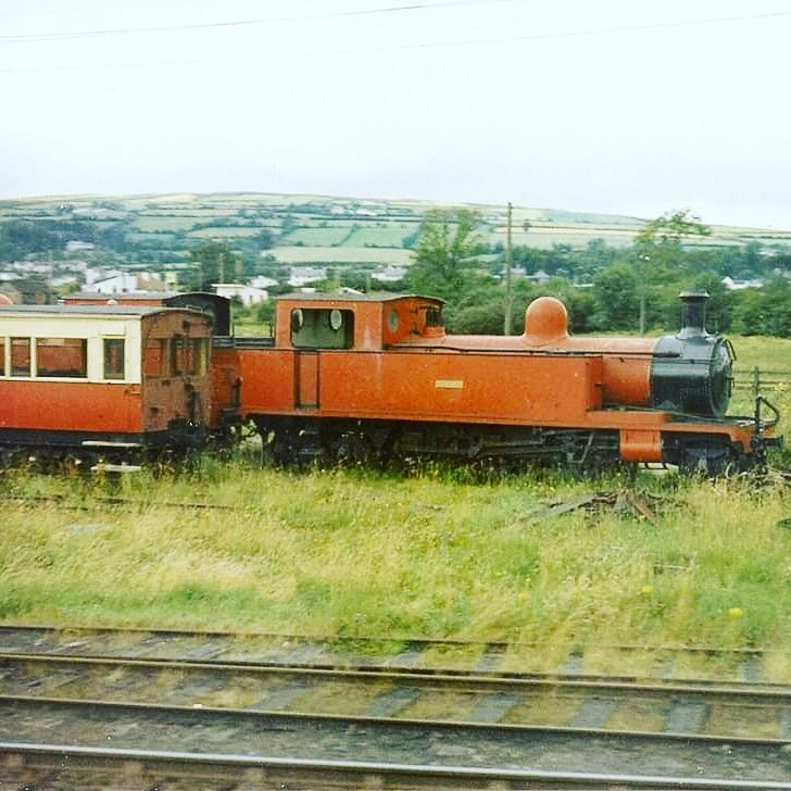 EI1 eMVWsAAw4jz - The County Donegal Railways
