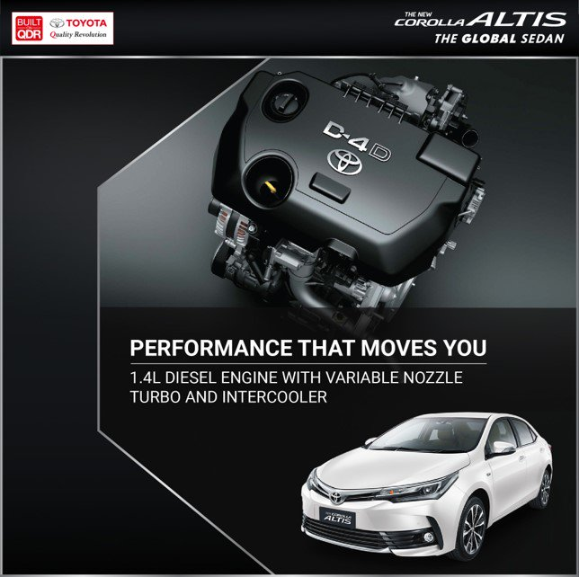 Engineered to thrill, wherever the road may take you!  #Toyota #CorollaAltis #Theglobalsedan   Visit : https://t.co/8IrjY8utKU and book a test drive today! https://t.co/nRqtKxzXbS