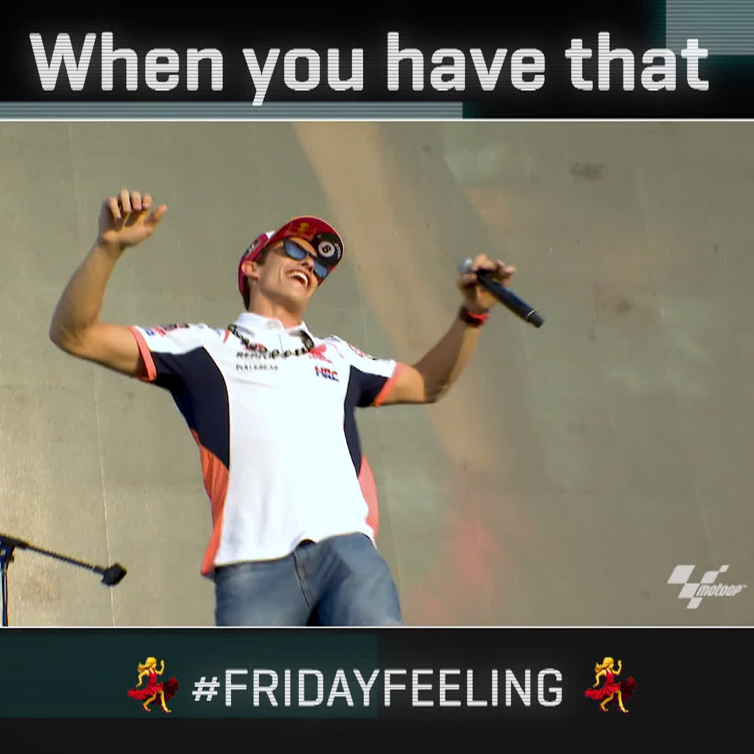 It's Friday and your body knows it!! 🕺🕺🕺🕺  #FridayFeeling 🥳 https://t.co/5Sjg0HJizg