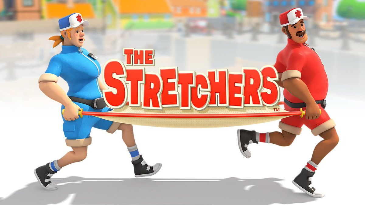 Nintendo Surprise Launches New Switch Game The Stretchers - GameSpot