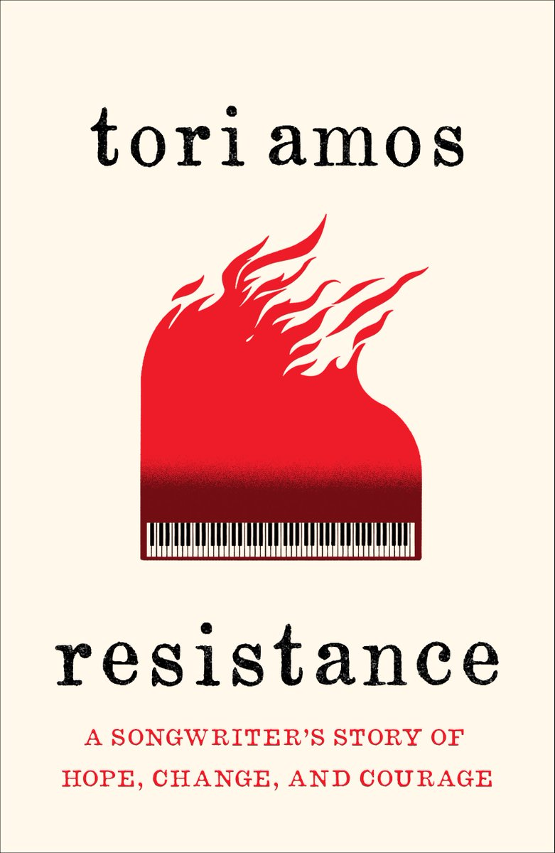 .@toriamos signs @HodderBooks deal for Resistance book: bit.ly/2CnS19s