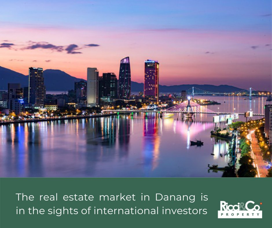 According to market research units, the real estate market in Danang is in the sights of international investors. Da Nang city is implementing many new plans. Link full: https://www.facebook.com/photo.php?fbid=120196402742310&set=a.107366004025350&type=3&theater… #Riccicoproperty #danang #danangcity pic.twitter.com/jMuObqIXrm