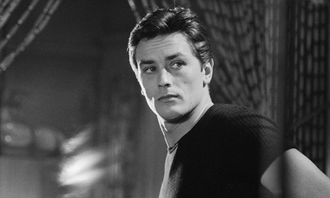 Happy Birthday to the wonderful Alain Delon!