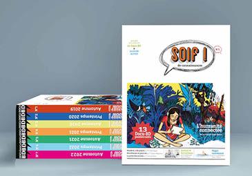#VendrediLecture #SOIF! la revue curieuse #shs @PETITAPETIT__ #BD #fondationFlaubert@univrouen