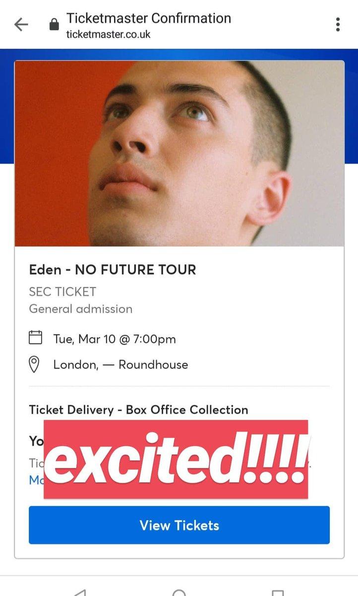 Eden On Twitter Nope Vip Includes Ticket