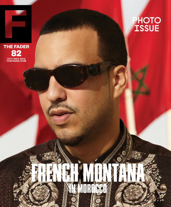 "November 9:Happy 35th birthday to singer,French Montana(""Unforgettable\"")"