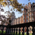 Image for the Tweet beginning: Fantastic news from our @RoyalHolloway