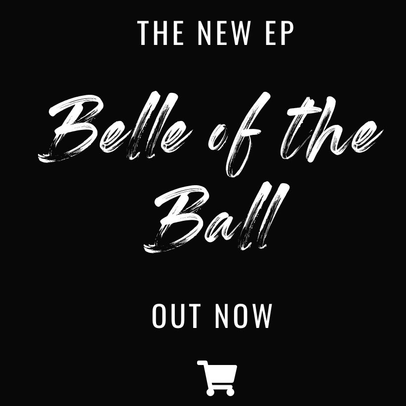 🧡NOW AVAILABLE🧡 to order  💙EP BELLE OF THE BALL💙    Get your orders in before Crimbo! Just clip that wee shopping trolley on the home page 🛒 #ainsleyhamill #belleoftheball #ep #newrelease #gàidhlig