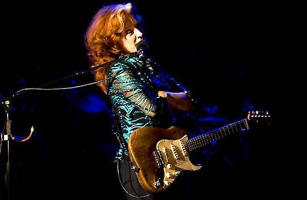 Happy Birthday Bonnie Raitt  (these shots are from the last time she played Red Rocks)