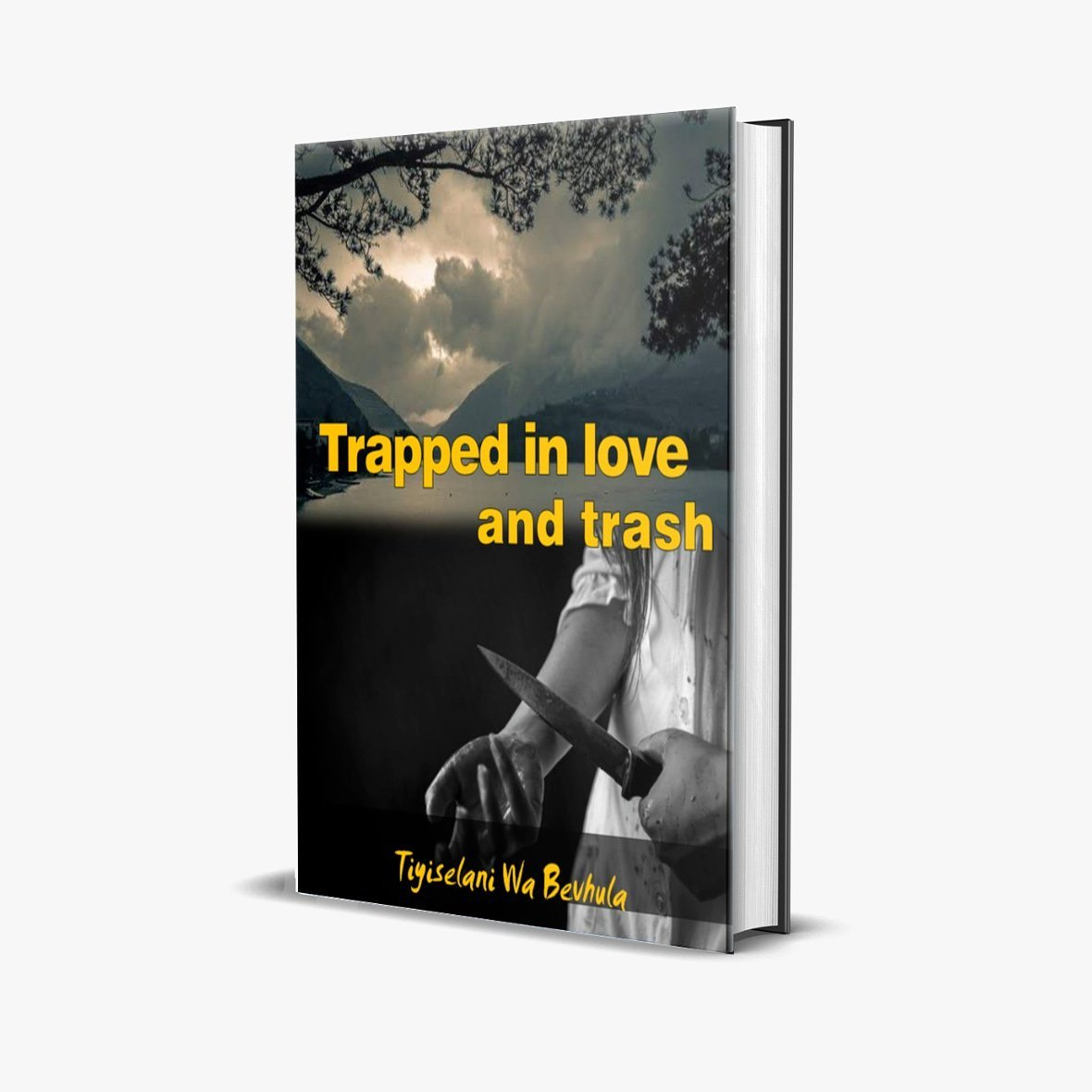 @KFCSA Hey @KFCSA can I please give them a copy of my upcoming book titled #TrappedInLoveAndTrash. It has so many lessons about love that they can use to strengthen their relationship. #KFCWEDDING #KFCProposal #StreetwiseWedding