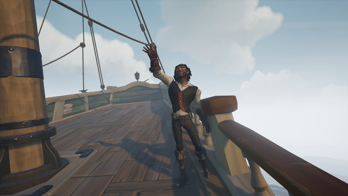 #SoTShot #BeMorePirate #StreamFam #GettingStacked #SeaofThieves #XboxShare @NayfePacewell