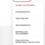 Image for the Tweet beginning: Pipo päähän ja Palloon lauantaina