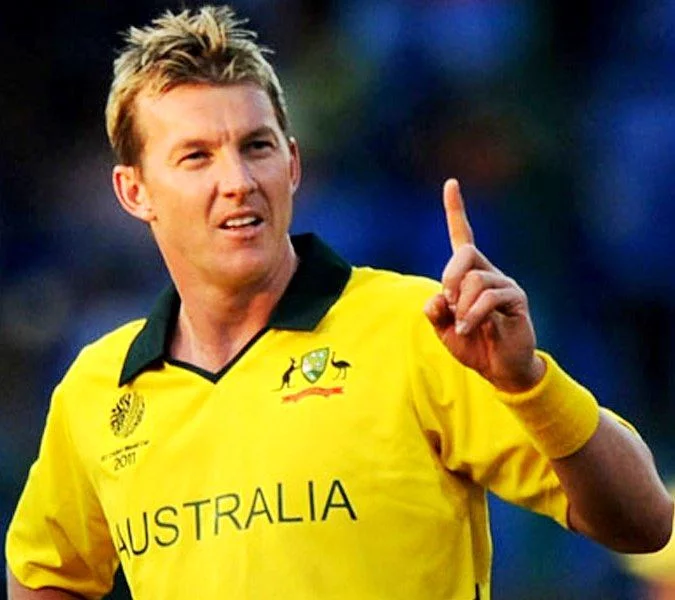 BRETT LEE  Happy Birthday to lovable assassin. Some of my fav pictures of his.