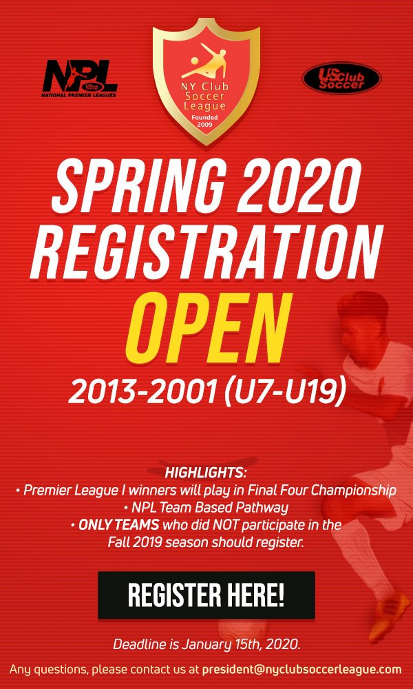 Ccsl Spring 2020.Nycsl Nycsl Official Twitter