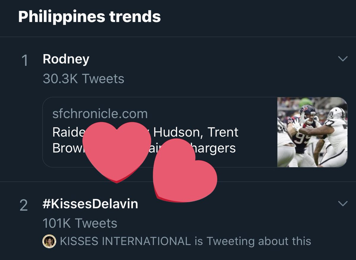 Yes! 100k tweets achieved!   Congratulations Kissables!   @KissesDelavin  #KissesDelavin  KISSES SaMEGAndaViceCo <br>http://pic.twitter.com/uXvcoGxNpi
