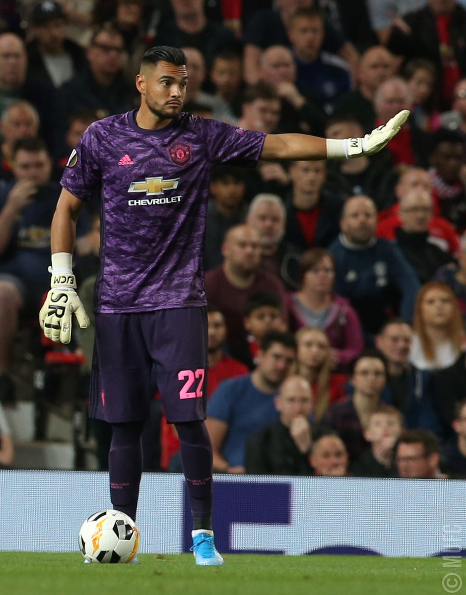 We're yet to concede a goal in the  #UEL this season    #MUFC