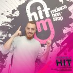 Image for the Tweet beginning: En HIT FM, fin de